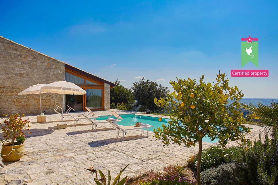 Villa Gisolfo Ragusa 23665