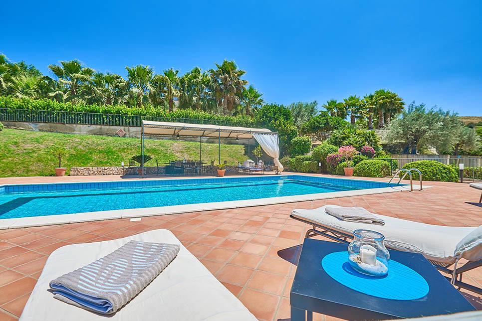 Villa Dinira Scordia 28033