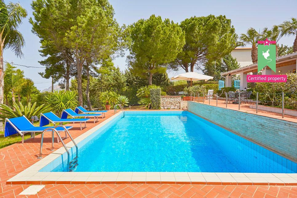 Villa Altea Trappeto 24991
