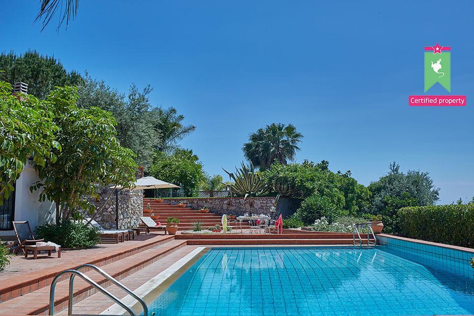 Villa Calipso Taormina 25447