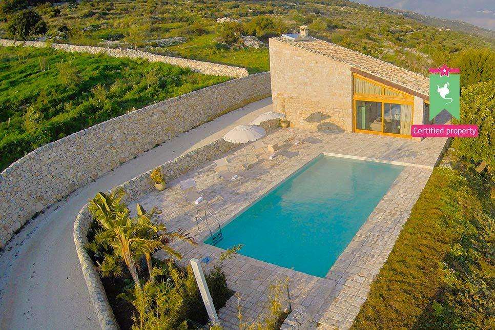 Villa Gisolfo Ragusa 23670