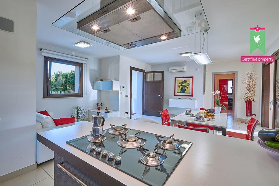 Villa Flora Ragusa 26240