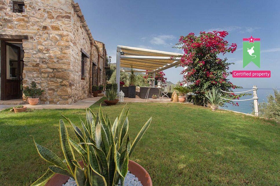 Villa La Playa Cefalu 14996