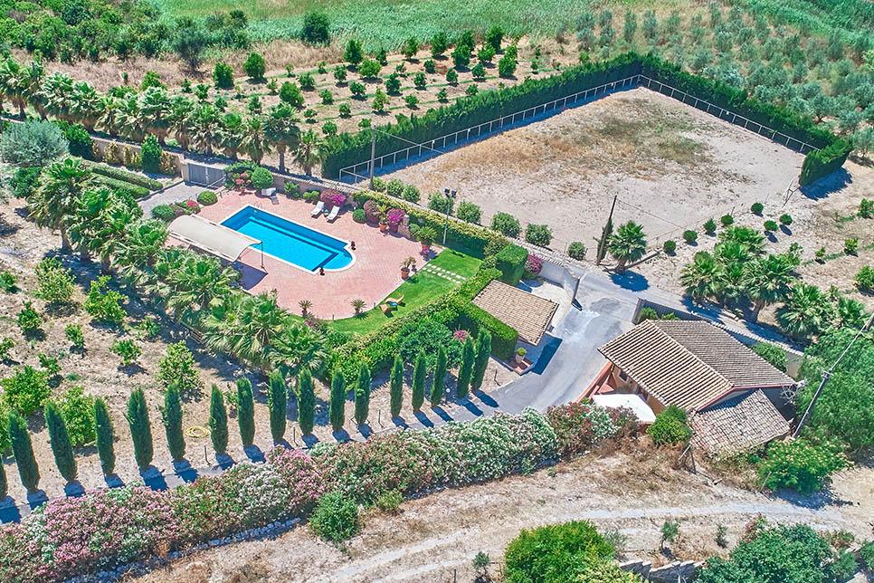 Villa Dinira Scordia 28039