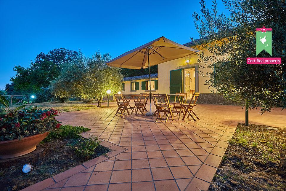 Casa Gialla & Tana Sant'Alfio 26037