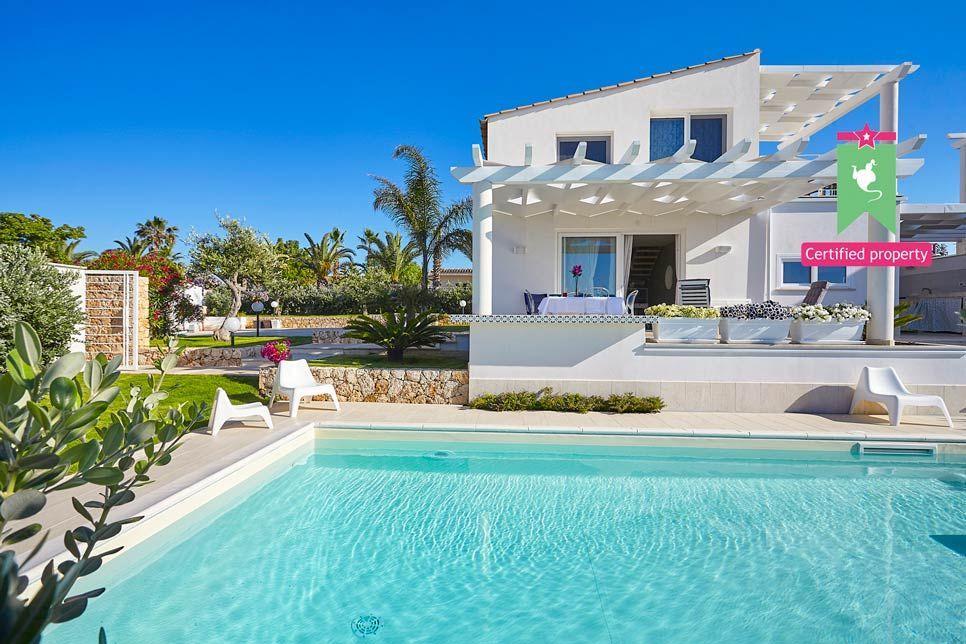 Villa Blanca Alcamo 21308