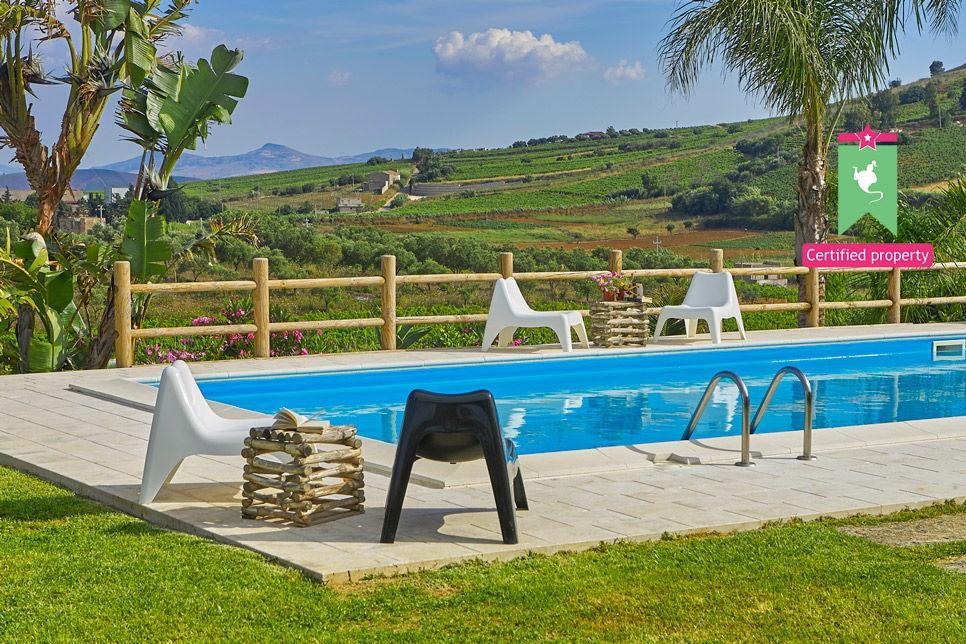 Villa Il Baglio Siciliano Alcamo 24306