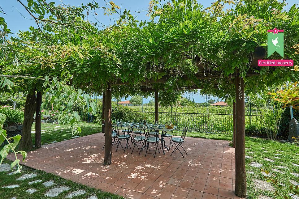 Villa Rosa Antica Trecastagni 25014