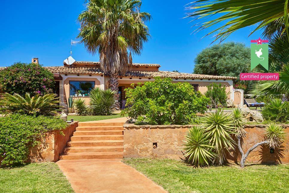 Villa Agave Castelvetrano 21000