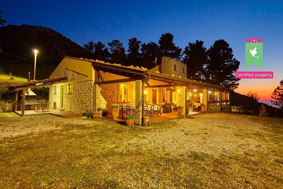 Villa Dei Nebrodi San Marco d'Alunzio 20940