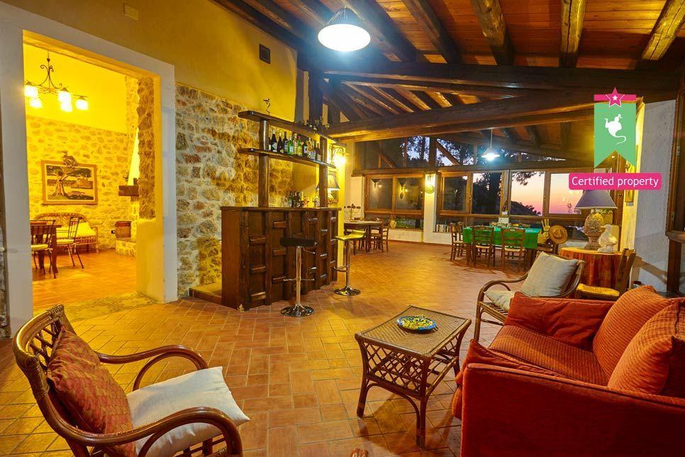 Villa Dei Nebrodi San Marco d'Alunzio 20937