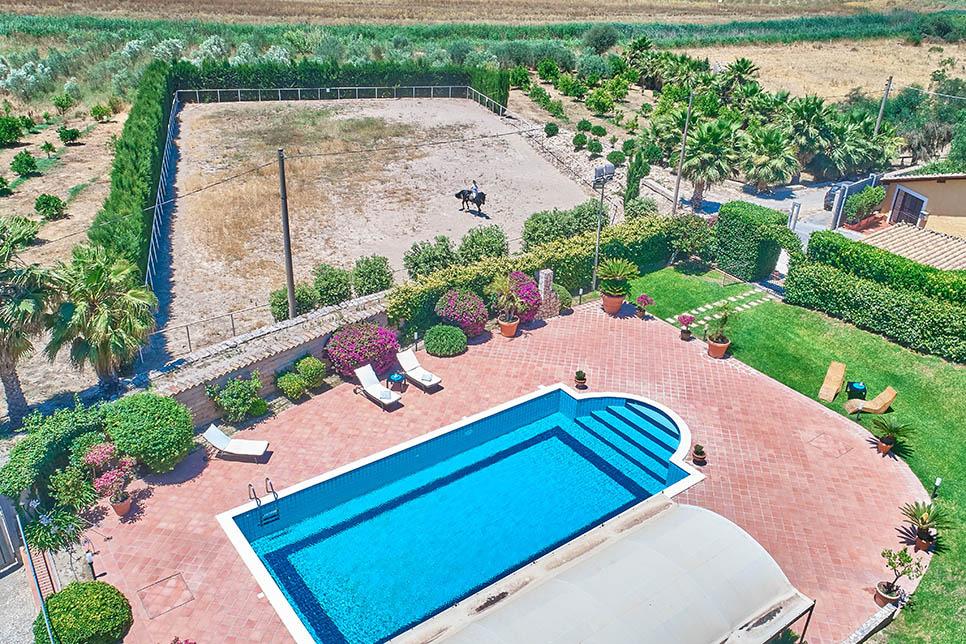Villa Dinira Scordia 28042