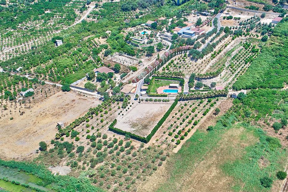 Villa Dinira Scordia 28043