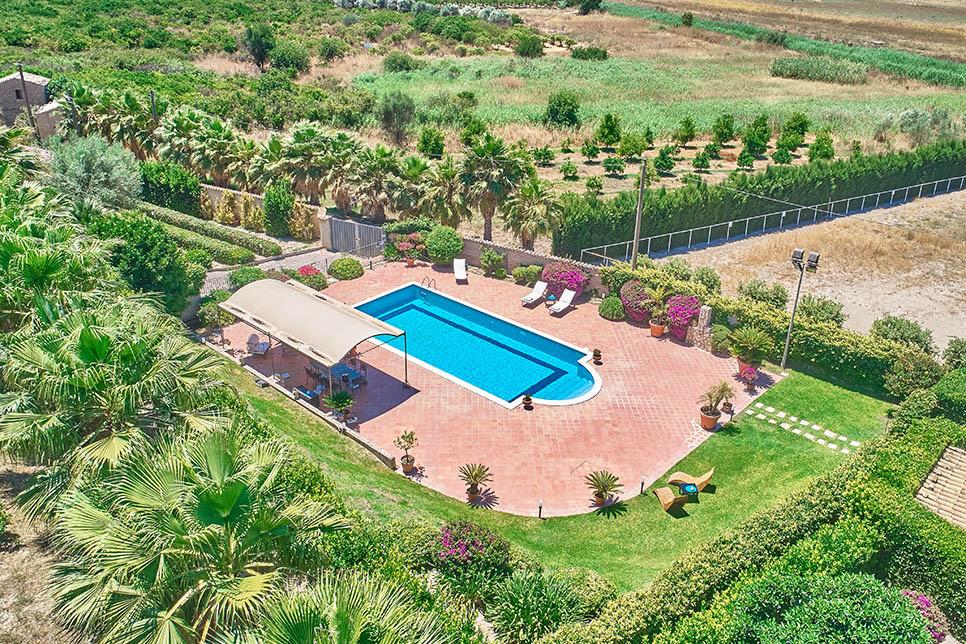 Villa Dinira Scordia 30512