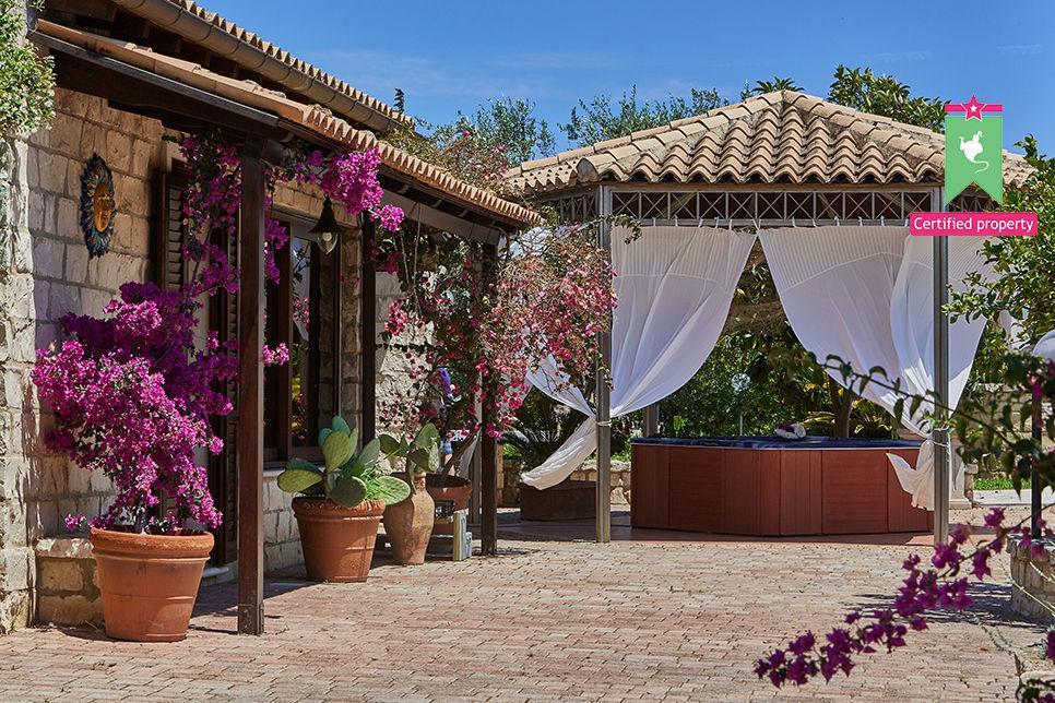 Casa del Carrubo Noto 25608