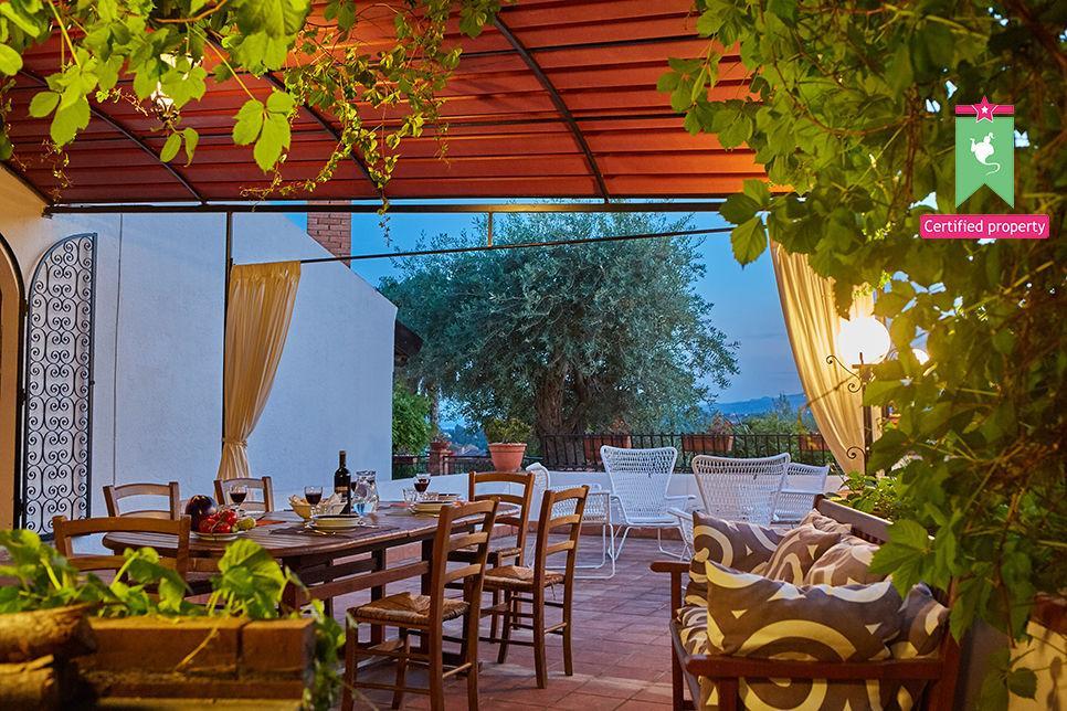Villa Calipso Taormina 25451