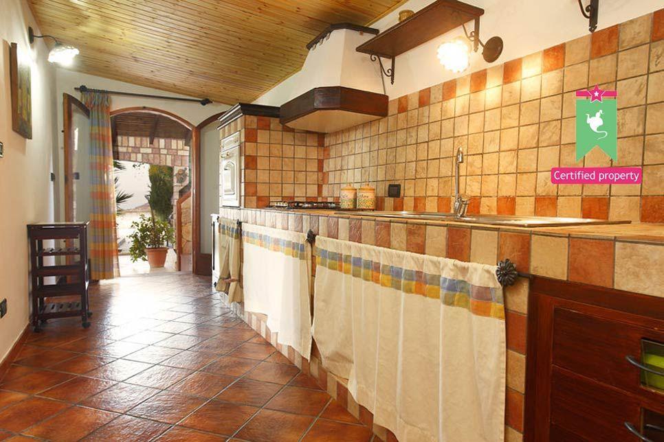 Villa del Poggio Scopello 15177