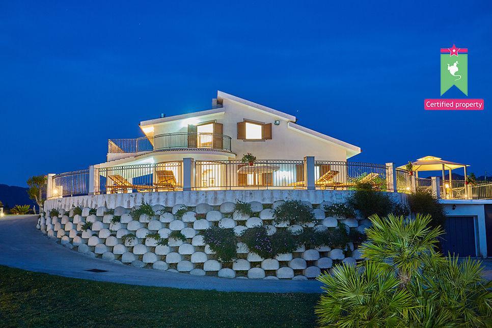 Villa Alma San Pier Niceto 25395