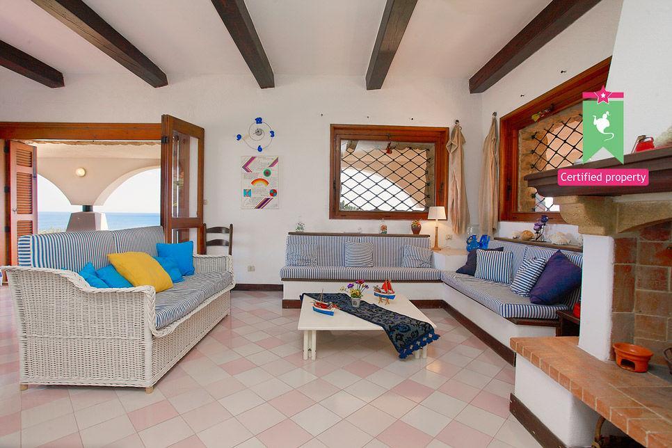 Villa Lo Scoglio Fontane Bianche 24180