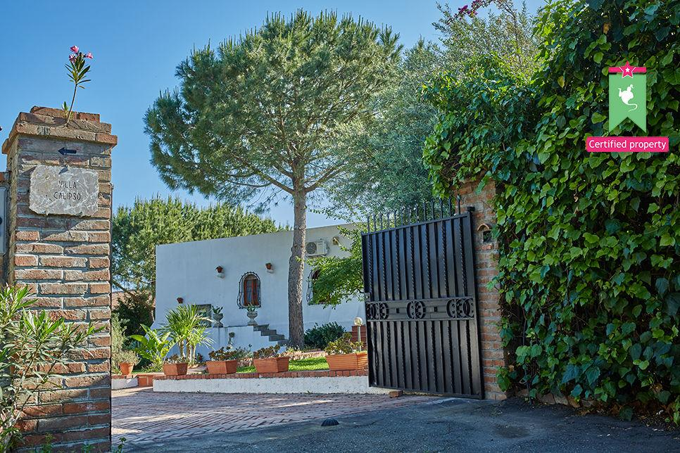 Villa Calipso Taormina 25453