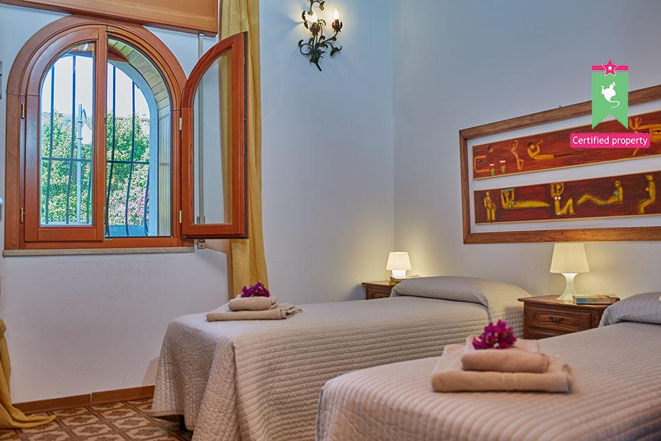 Villa Calipso Taormina 25449