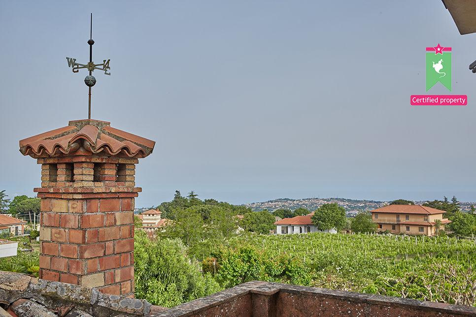 Villa Rosa Antica Trecastagni 25021