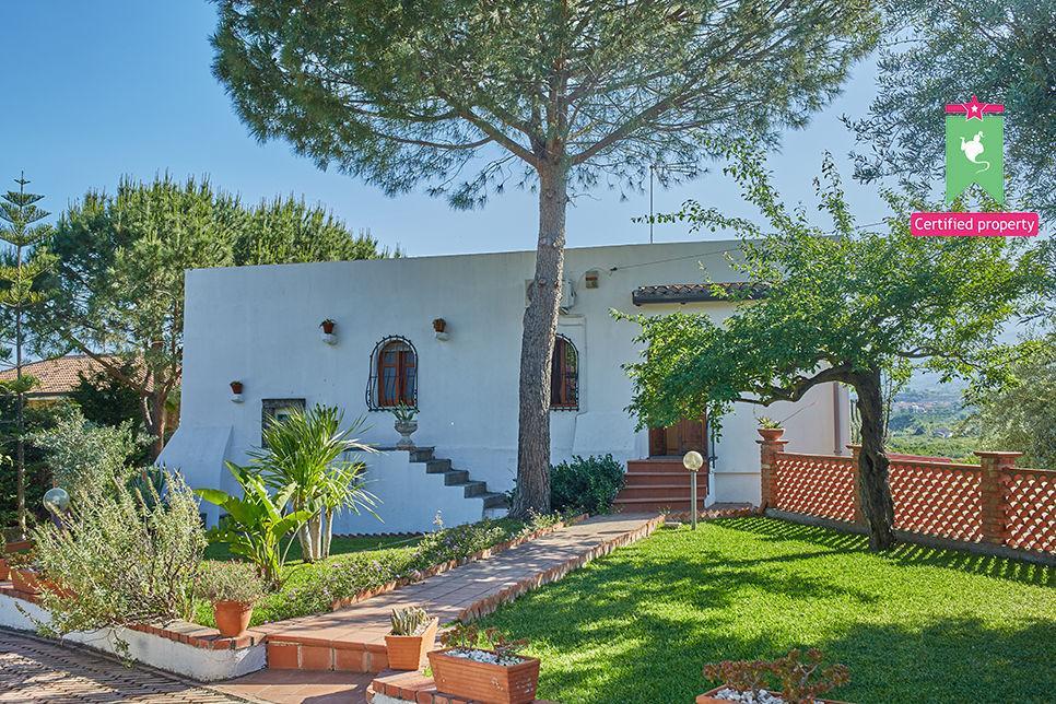 Villa Calipso Taormina 25455
