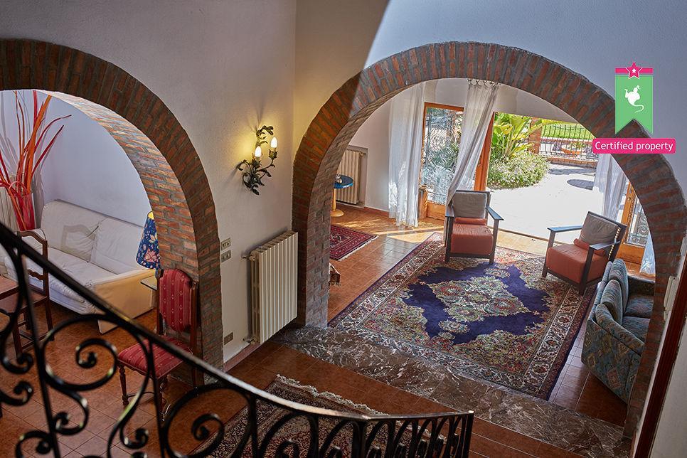Villa Calipso Taormina 25450