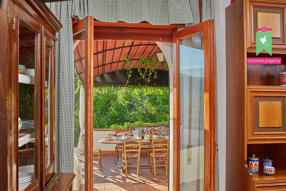 Villa Calipso Taormina 25452