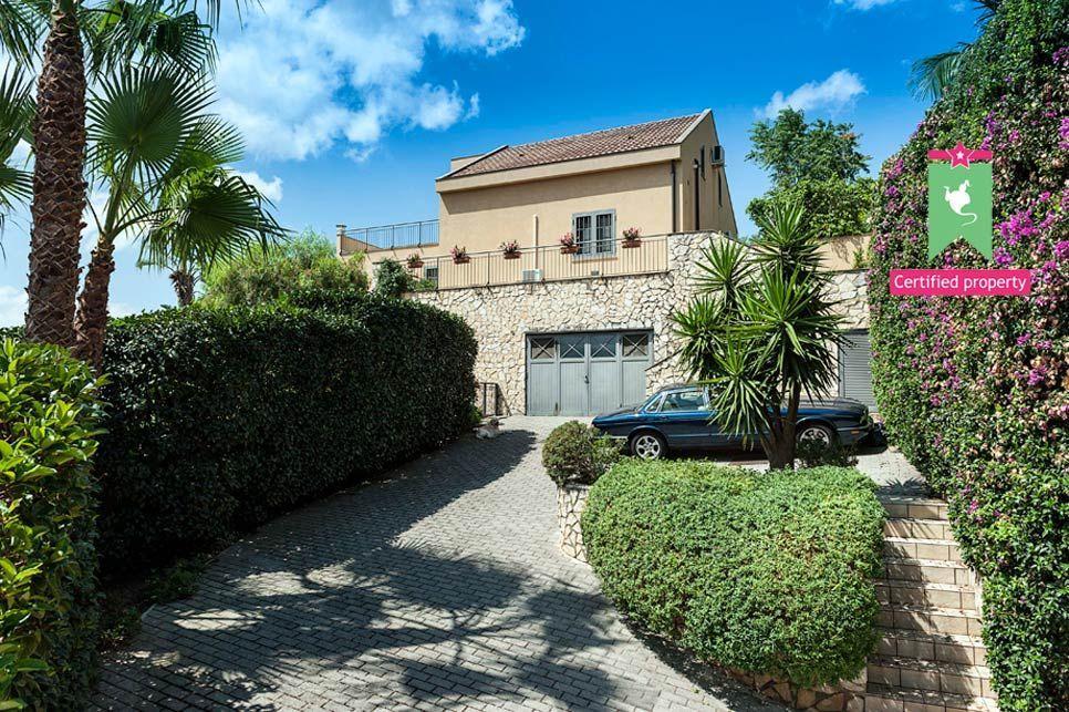 Villa Ghadir Messina 22981
