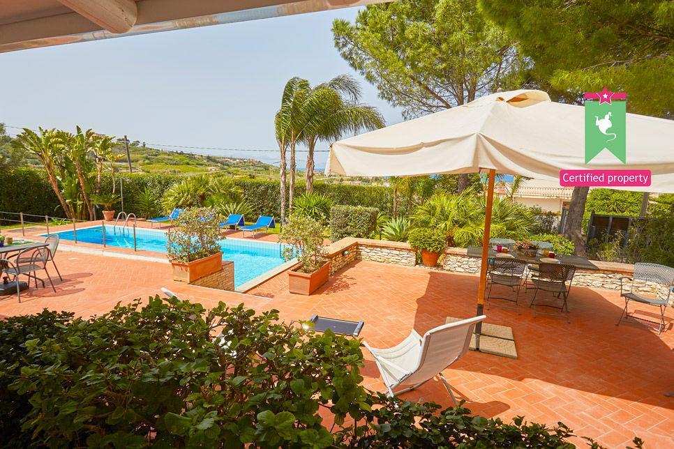 Villa Altea Trappeto 24974