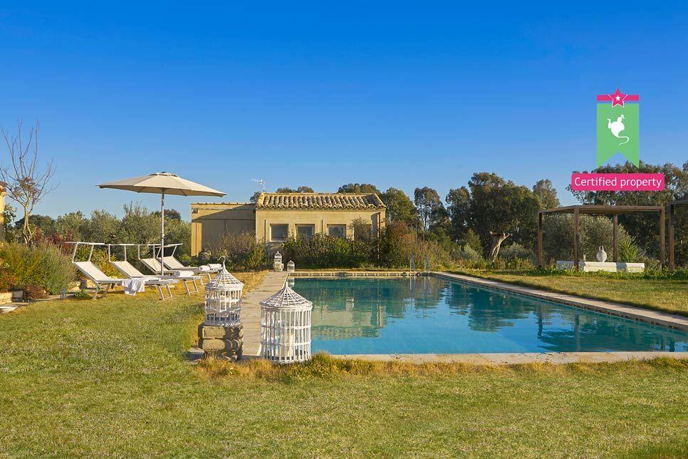 Villa del Noce Caltagirone 24092