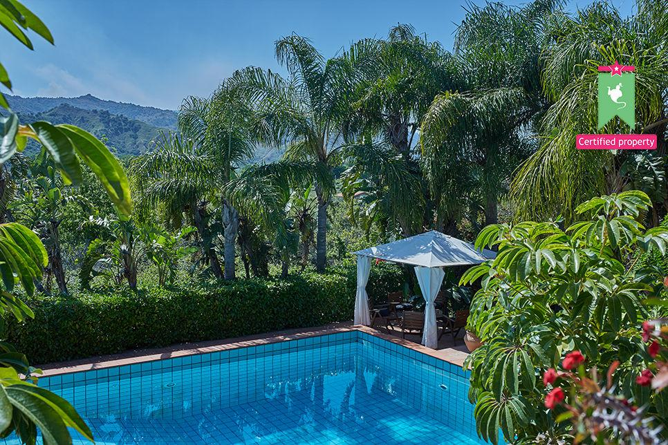 Villa Calipso Taormina 25454