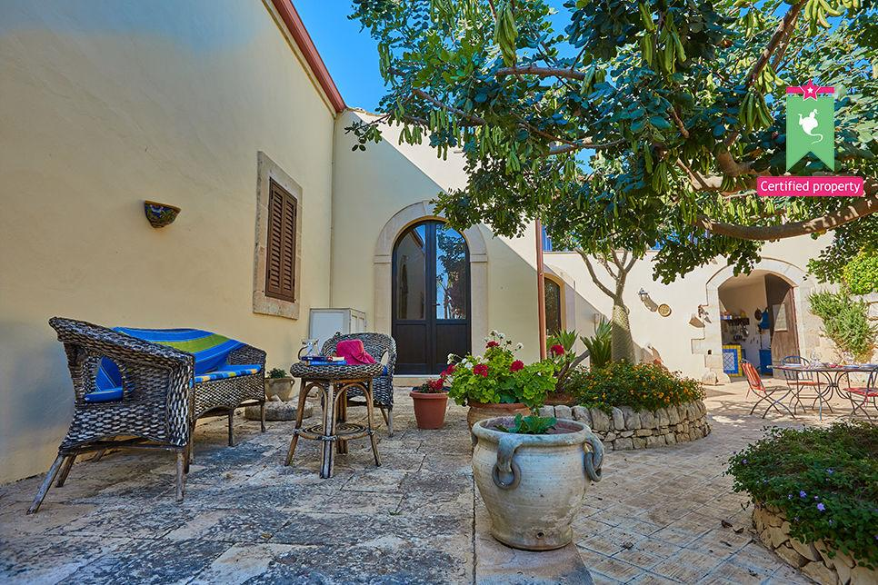 Villa Punta Secca Santa Croce Camerina 25681