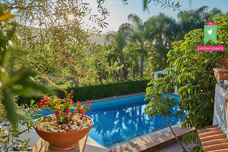 Villa Calipso Taormina 25460