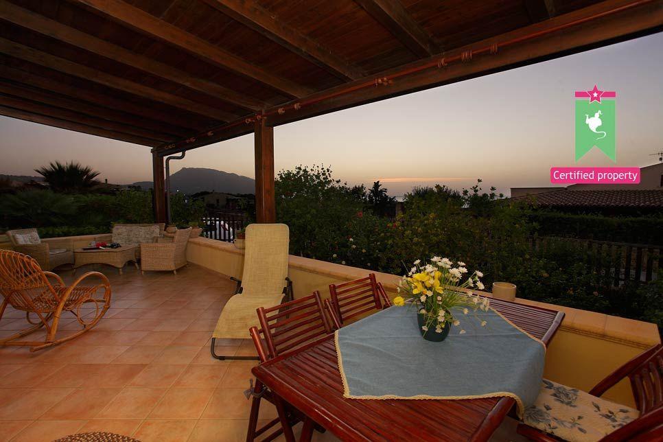 Villa Elisa Custonaci 14404