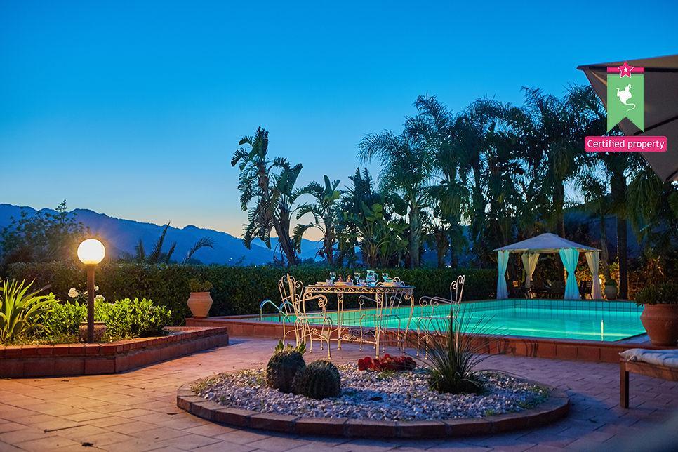 Villa Calipso Taormina 25463