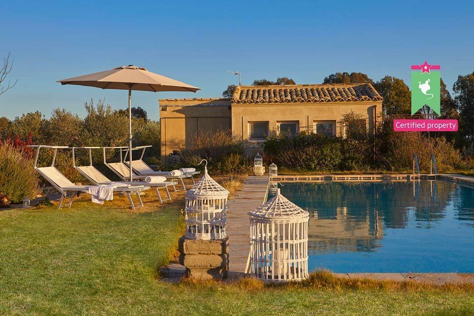 Villa del Noce Caltagirone 24100