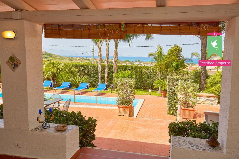 Villa Altea Trappeto 24992