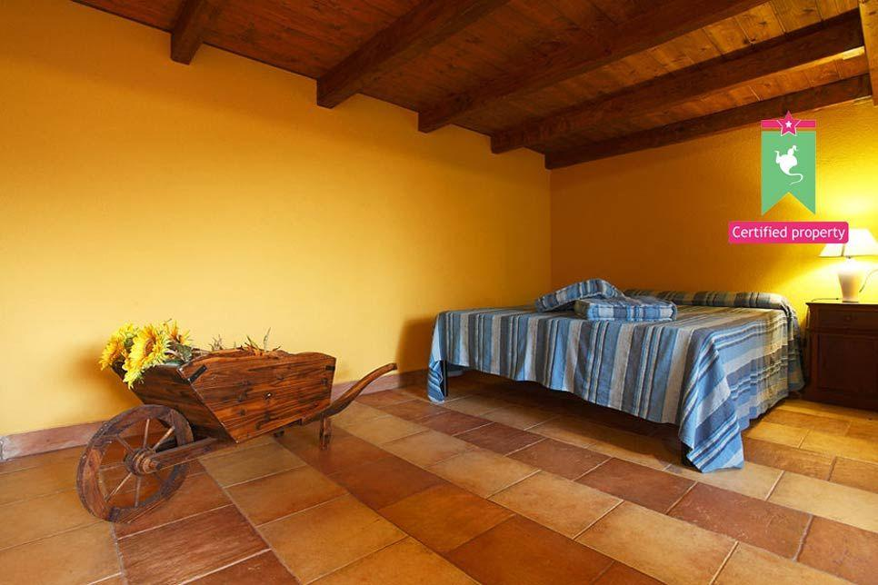 Villa del Poggio Scopello 15176