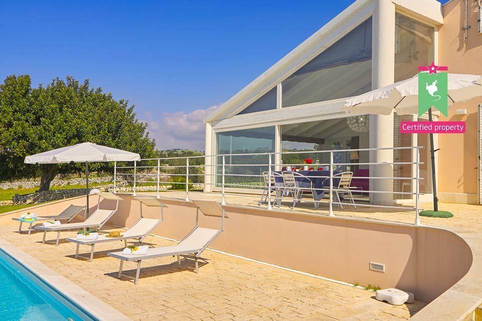Villa Atena Ragusa 23690