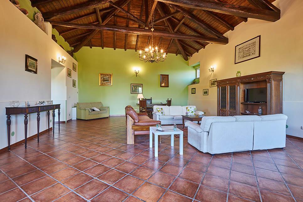 Casa Gialla Sant'Alfio 29457