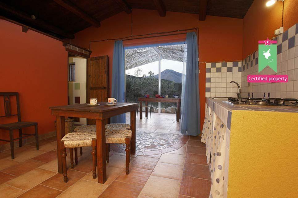 Villa del Poggio Scopello 15180