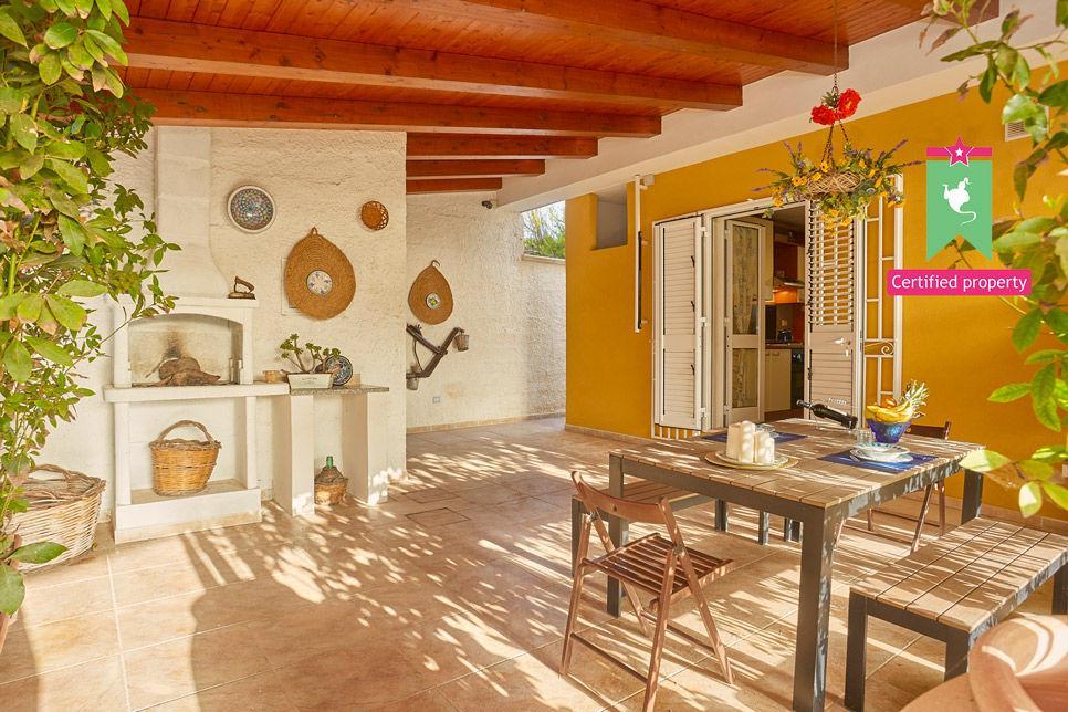 Villa Marea Pozzallo 24795