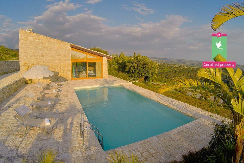 Villa Gisolfo Ragusa 23676