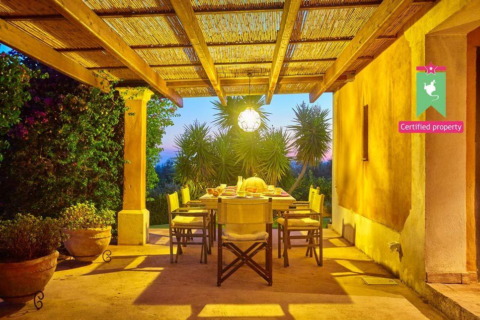 Villa Agave Castelvetrano 21005