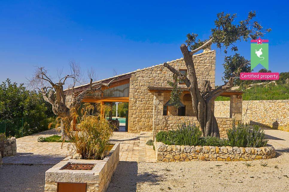Villa Gisolfo Ragusa 23674