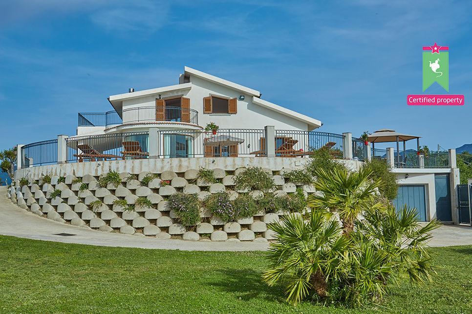 Villa Alma San Pier Niceto 25405