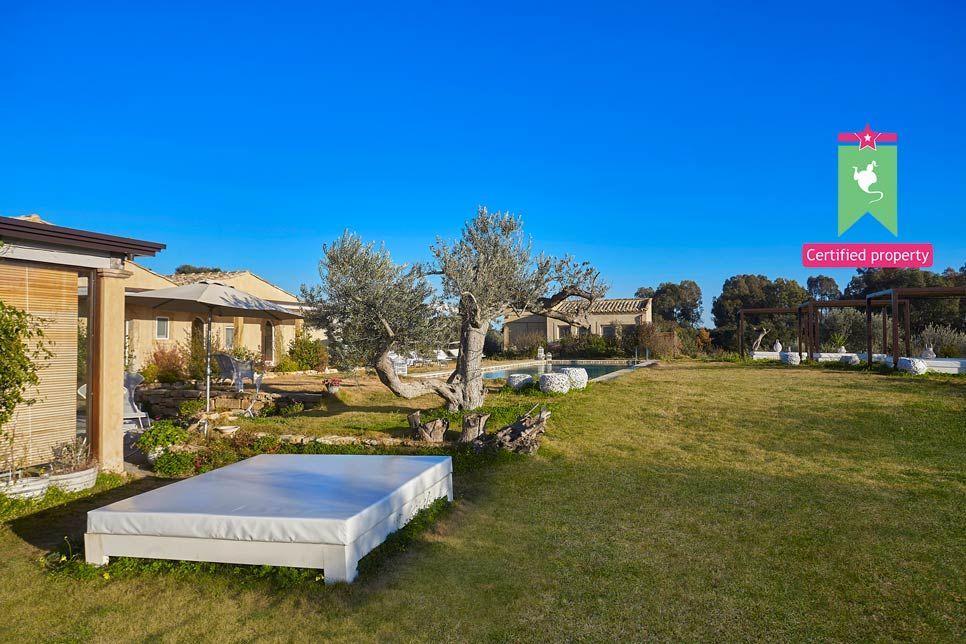 Villa del Noce Caltagirone 24099