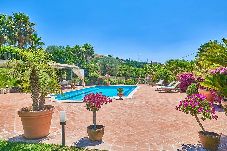 Villa Dinira Scordia 28049